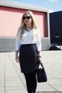 Black-shoes-black-mango-sunglasses-white-zara-blouse-black-h-m-skirt