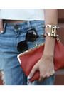 Ccskye-bracelet-leopard-forever-21-boots-boyfriend-jeans-norstrom-jeans