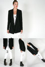 Black-helmut-lang-jacket-white-rock-republic-jeans-jeffery-campbell-shoes