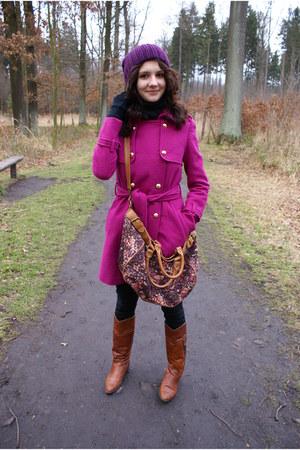 hot pink Gate coat
