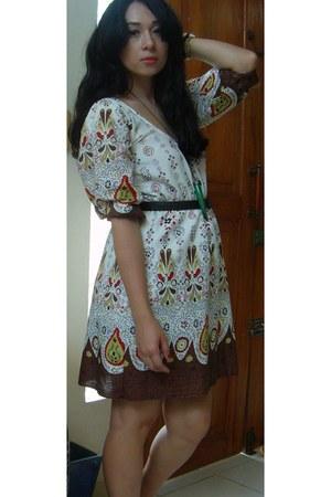 boho SewMaui dress