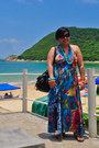 Maxi-dress-mangohouse-dress