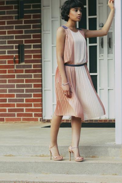 BCBG dress - Miu Miu heels