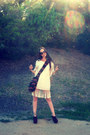 Off-white-topshop-dress-fair-bag-maroon-jeffrey-campbell-pumps