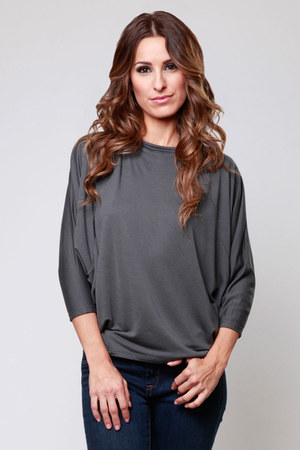 one grey day blouse