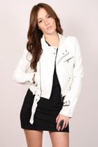 white ShopGoldie jacket