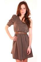 olive green ShopGoldiecom dress