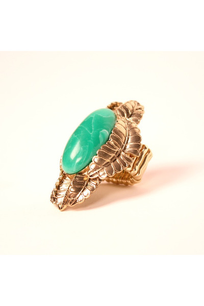 turquoise blue ShopGoldie ring