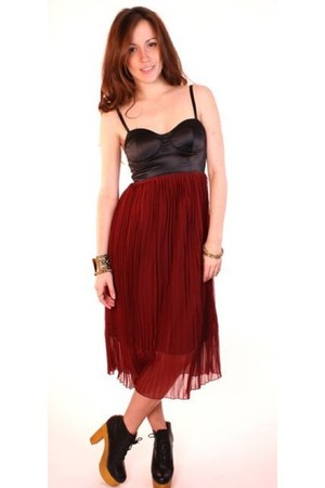 crimson ShopGoldiecom dress