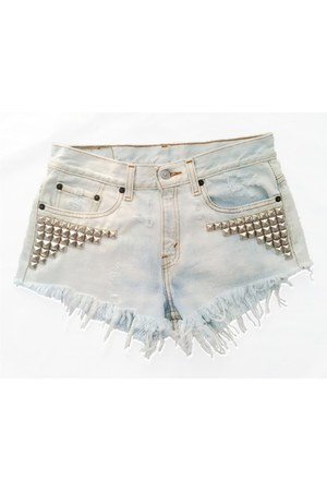 white ShopGoldie shorts
