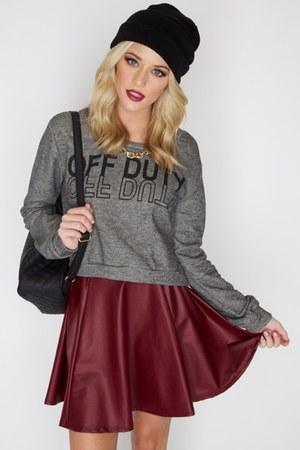 priceless sweatshirt - priceless skirt