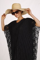 beach cover up vintage dress