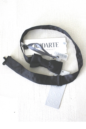 black Rodarte for Target belt