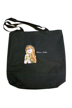 black Chictopia purse