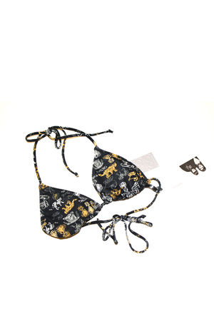 black Rodarte for Target swimwear