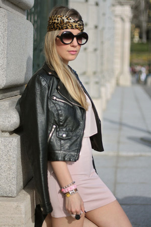 Love dress - H&M jacket