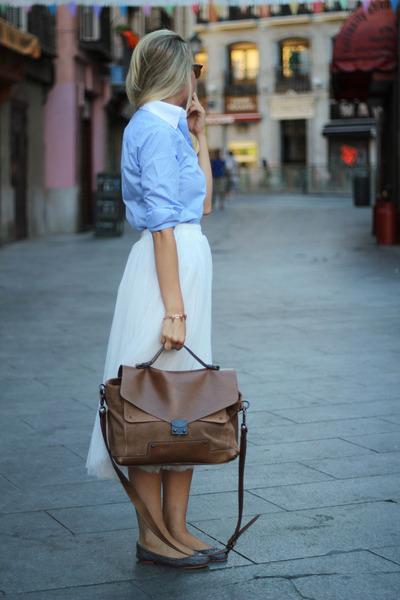 Janet Janet bag - Scalpers shirt - Ebay bracelet - Ebay skirt - Ebay necklace