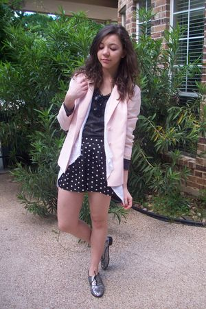 moms blazer - f 21 shorts