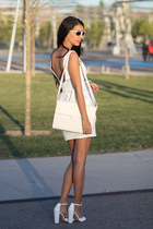 white AX Paris dress