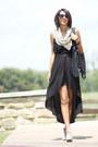 Primark-boots-oysho-dress