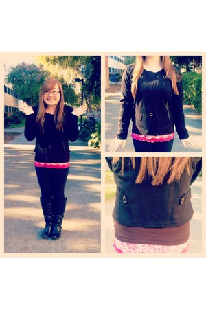 black Cabi jacket