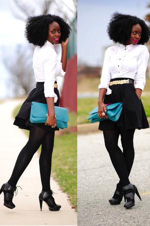 H&M skirt - Aldo shoes - H&M top