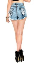 V Miu Shorts