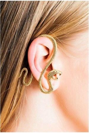 Slimskii earrings