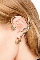 Slimskii-earrings