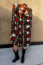 tawny african some velvet vintage shirt