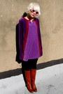 Velvet-some-velvet-vintage-dress
