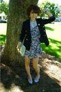 Vintage-blazer-vintage-dress-vintage-belt-vintage-purse-vintage-accessor