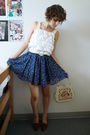 Vintage-top-vintage-belt-zara-skirt-vintage-shoes-vintage-bag
