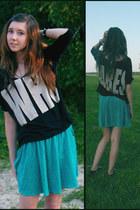 Skirt skirt - Blouse blouse