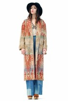 RALPH LAUREN Sun Valley Southwestern Coat