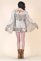 eggshell jacket