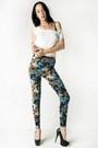 Floral-print-stella-elyse-leggings