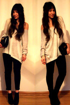 oversized Forever 21 top