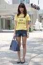 Navy-alma-leather-louis-vuitton-bag-blue-spring-denim-random-shorts