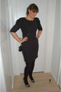 Black-primark-dress-black-h-m-tights-gray-zara-shoes-black-dixie-accessori