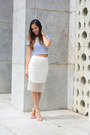 Front-row-shop-skirt