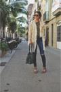 Olive-green-buckle-h-m-trend-bag-beige-kimono-vintage-cardigan
