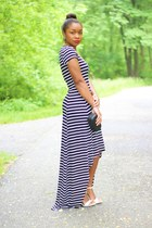 Aldo purse - bcbg max azria dress - Aldo heels