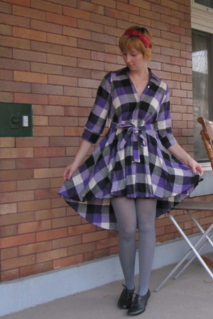 Rojas dress - Jeffrey Campbell shorts - ModClothcom tights