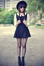 Black-collar-forever-21-dress