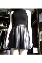 black Karmaclothing skirt - black Karmaclothing top