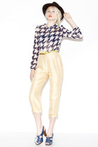 Raw-silk-vintage-pants