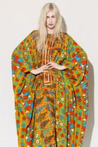 Vibrant-floral-1970s-dress