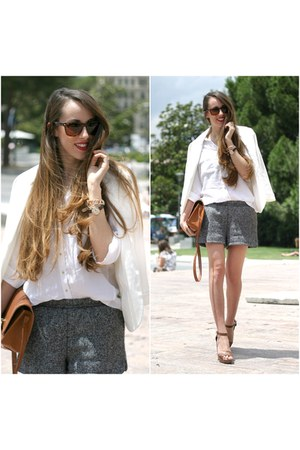Lovely whole sale blazer - Choies shorts