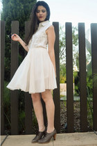 Persun Chiffon dress dress - steve madden Shoes heels